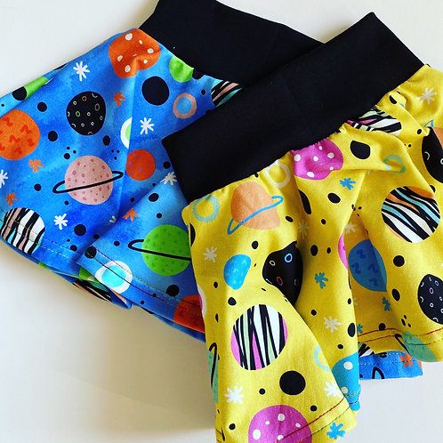 Planets Twirly Skirt