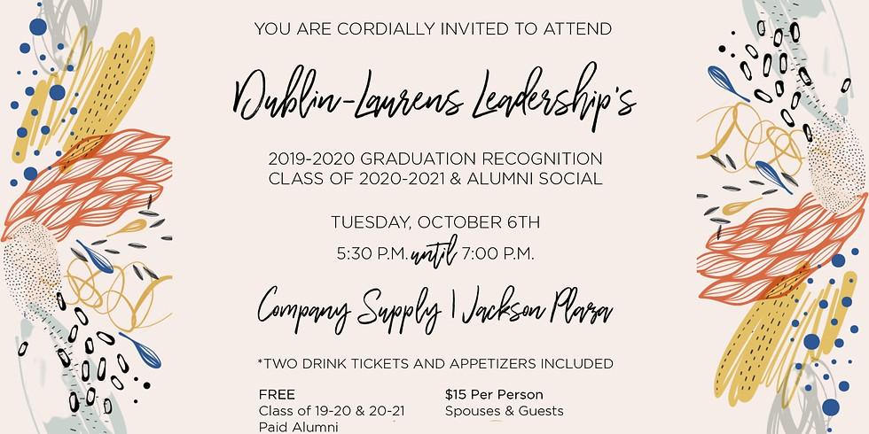 Leadership Dublin-Laurens Graduation & Alumni Social