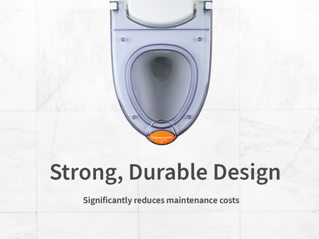 Propelair Water Saving Toilet