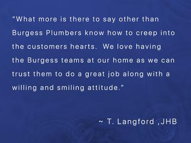 Langford Testimonial