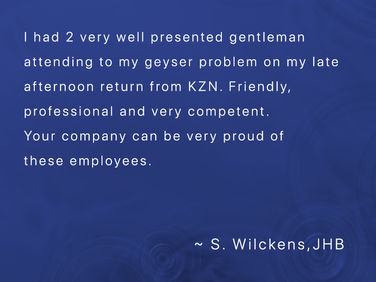 Wickens Testimonial