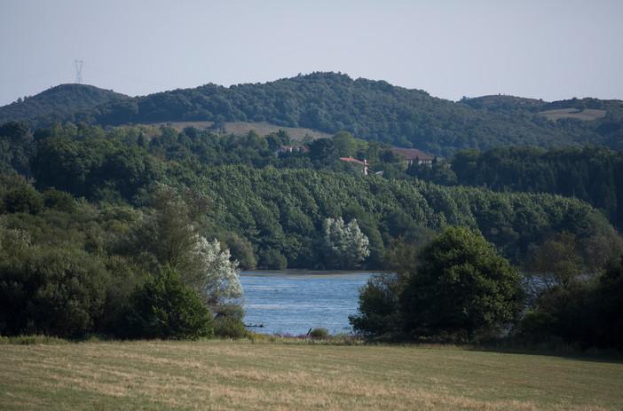 Au réservoir d'Alava, Pays basque espagnol