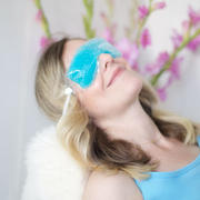 Eye-ssential – Pearl Gel Eye Masks Reusable Hot & Cold therapy