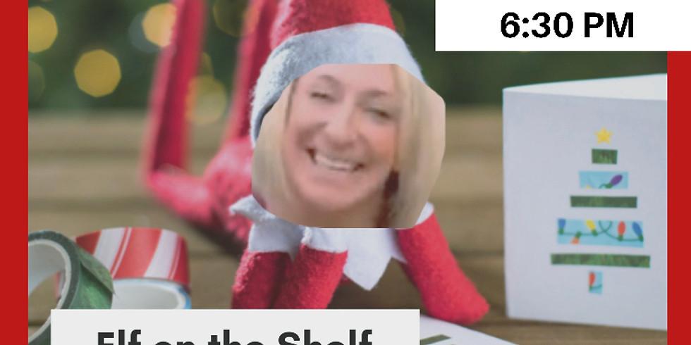 Elf on the Shelf Costume Contest