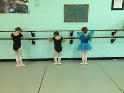 Itty Bitty Ballerinas
