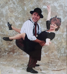 Paul and Cheri dancing