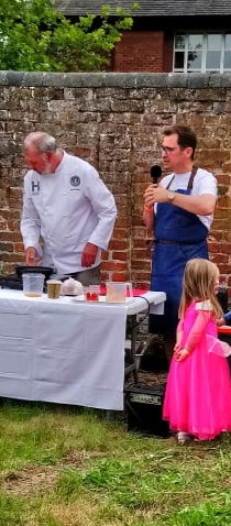 PizzaFest Cookery Demo