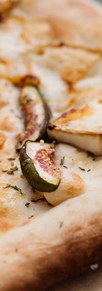Goats Cheese & Fig - a firm favourite
