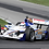 Thumbnail: Race used helmet - Graham Rahal - Signed - Indy Car 2011