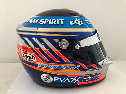 Helmet replica Official - heikki kovalainen - Renault F1 - Arai GP5
