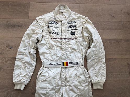 Race suit used - Anthony Kumpen - Chrysler Viper 2003 - Belcar Super GT