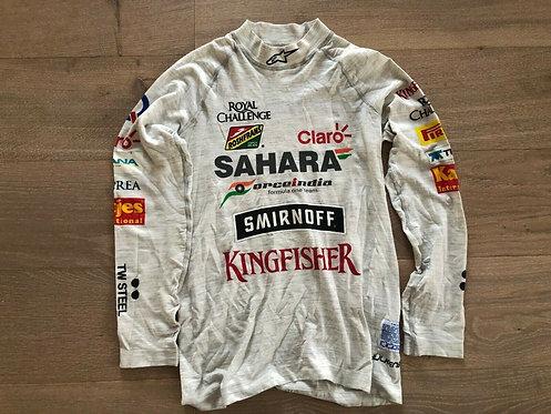 Original nomex race - Nico Hülkenberg - Force India