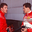Thumbnail: Original Suit Used Testing - Ralf Schumacher - first test Williams F1