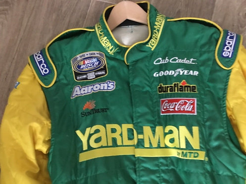 Original Suit Race Used - Michael Waltrip - Nascar / Nascar Busch Série