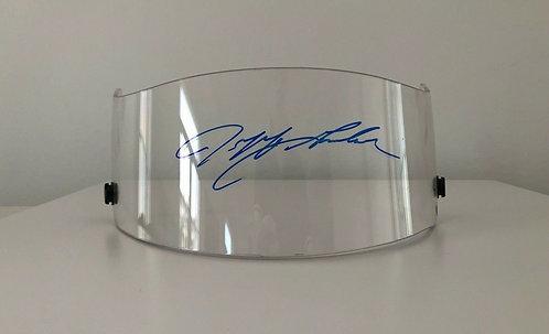 Helmet Visor Race - Jeff Gordon - signed