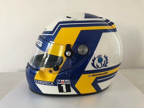 Official replica helmet 2000 Peter Dumbreck AMG Mercedes DTM by Becker Design