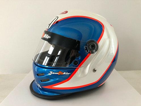 Replica helmet - Vitor Meira - Panther Racing 2008 - Indy Car