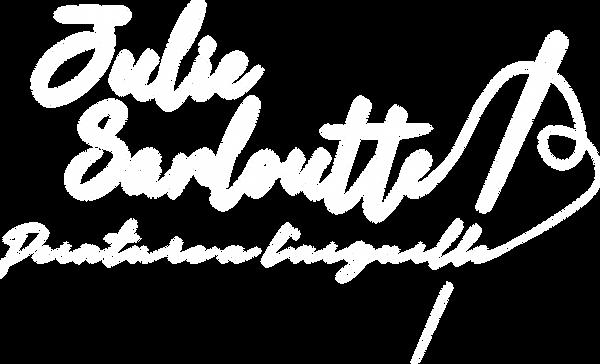 © Julie Sarloutte - Peinture à l'aiguille