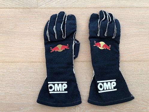 Original Gloves Race Used - Jean Eric Vergne - Toro Rosso