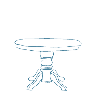 Table outline plue.png