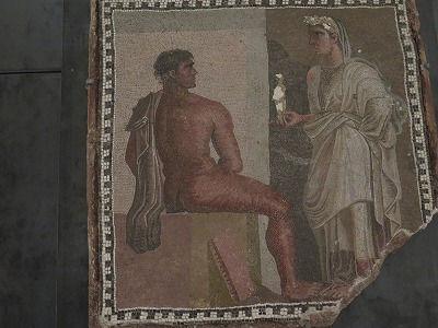 87《オレステスとイピゲネイア》 2~3世紀.jpg