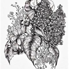 Pisces Flowers