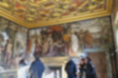 東側 「アレクサンドロスに嘆願するペルシア王ダレイオスの母」.jpg
