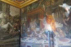 北側 「アレキンダー大王とロクサーヌの結婚」.jpg