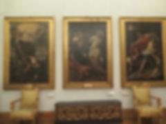 有名なティントレットの息子ドメニコ・ティントレットの3枚.jpg