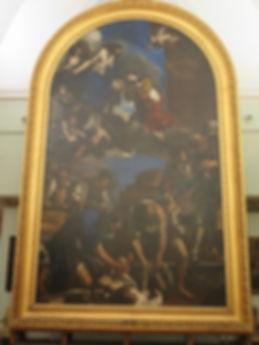 116グエルチーノ/埋葬され天に昇る聖ペトロニラ.jpg