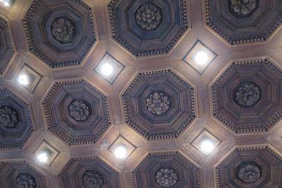 22オラーツィとクリアーツィの間の天井.jpg