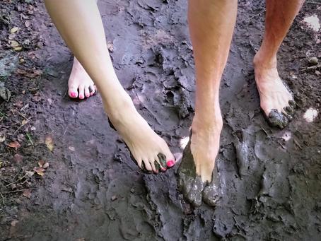 Vakantie voorbij = voeten verwennen