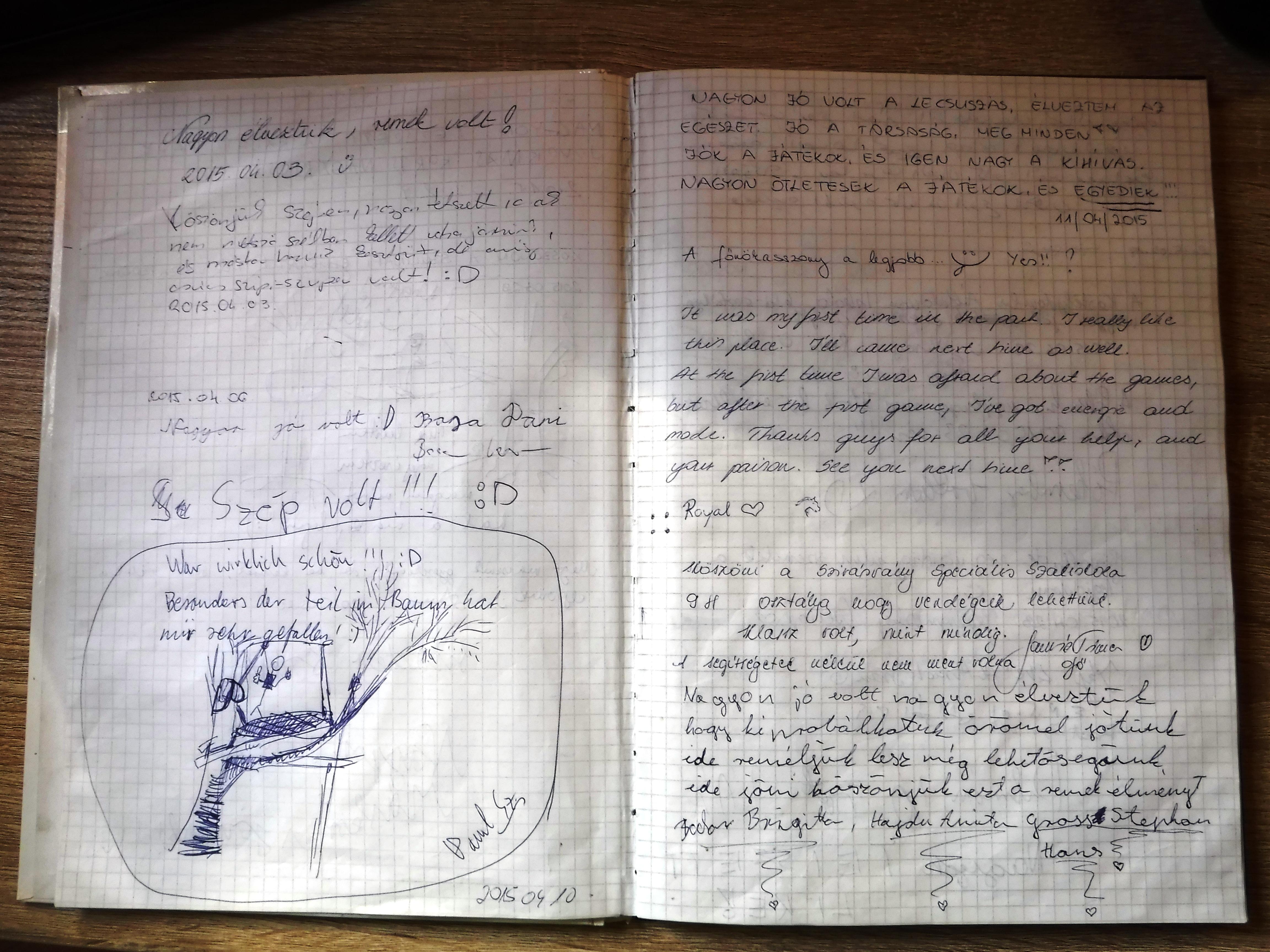 Vendégkönyv (2)