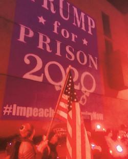 San Francisco wants #trumpforprison in 2