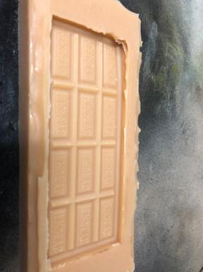 Faux Chocolate Bar Mold