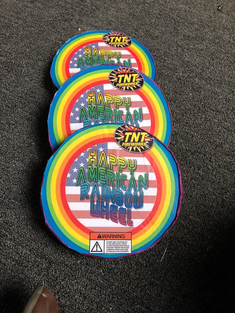 Custom Fireworks Label