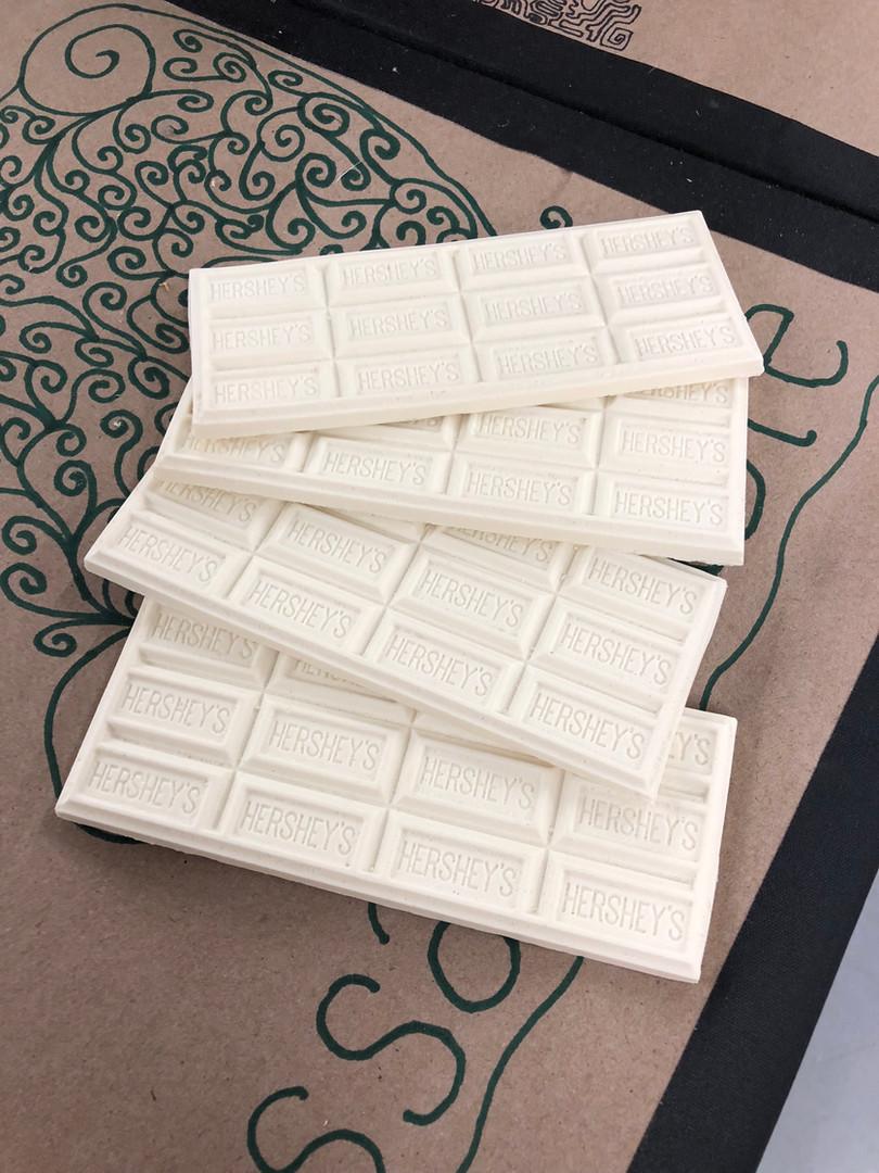 Faux Chocolate Bars