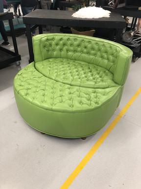 1970s Cuddle Chair