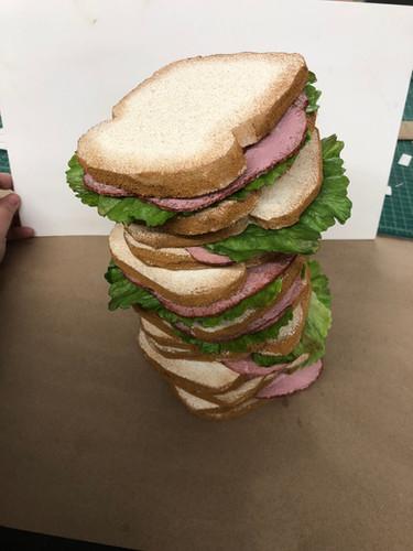 Faux Sandwiches