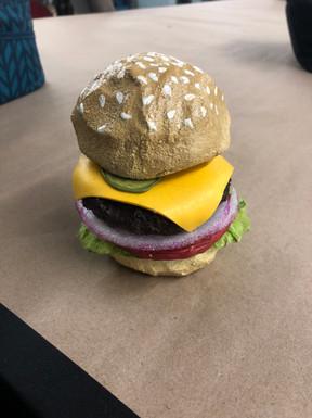 Faux Burger