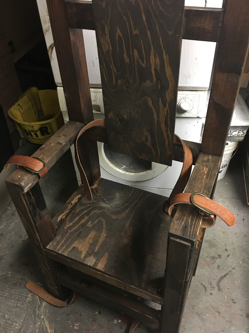 1920s Electric Chair