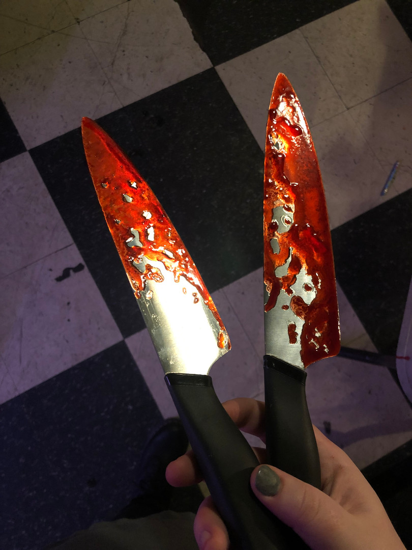 Bloody Knives
