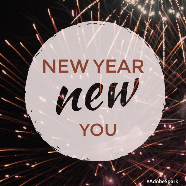 A New Year: A New You