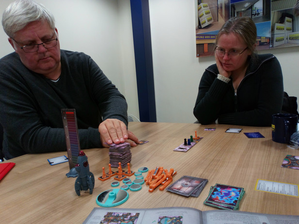 An Cruinniu - Systems Game