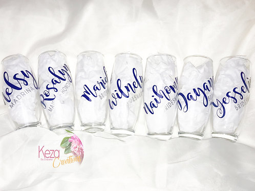 Stemless Champagne/Wine Glass