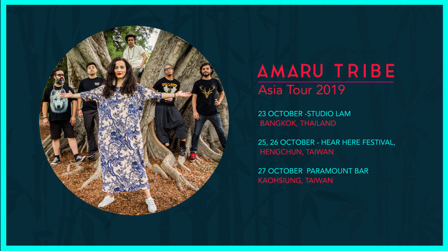ASIA TOUR | Dates: 23- 30 October 2019