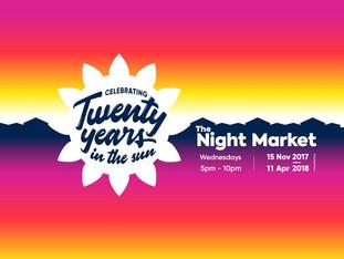 The Night Market Opening Night | Wed 15 November
