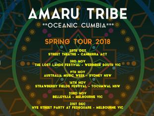 Spring Tour 2018