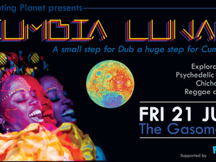 CUMBIA LUNAR | Fri 21 July