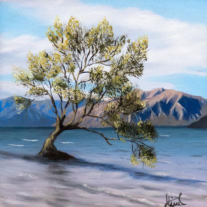 Holy Tree of Wanaka